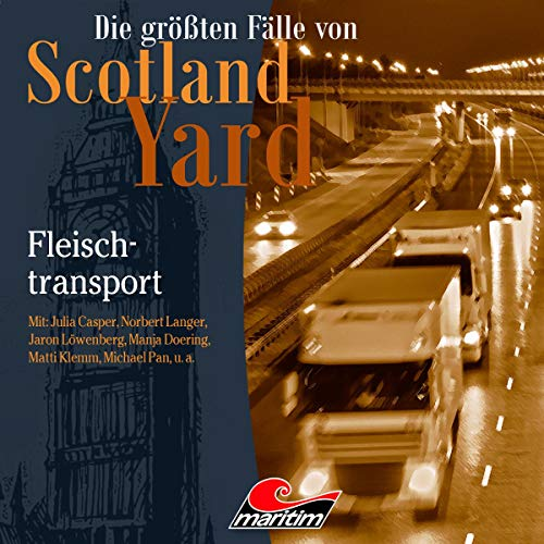 Fleischtransport audiobook cover art