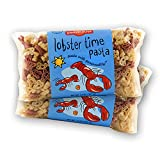 Pastabilities Lobster Pasta, Fun Shaped Noodles for Kids and Gifts, Non-GMO Natural Wheat Pasta 14 oz (2 Pack)