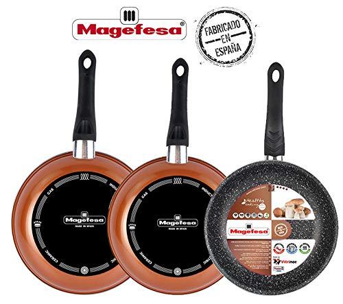 Magefesa Copper Lote 3 ST(24/26/28)