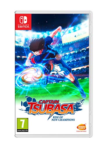Captain Tsubasa : Rise of New Champions sur Nintendo Switch