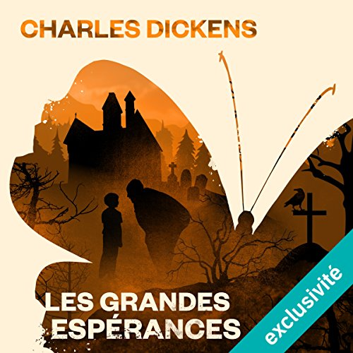 Les grandes espérances audiobook cover art