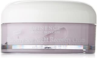 Eminence Blueberry Soy Night Recovery Cream, 2 Ounce