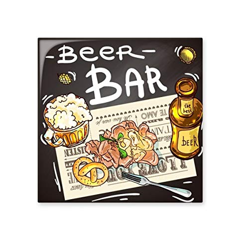 Bier Bar Gourmet Brood Frankrijk Keramische Bisque Tegels Badkamer Decor Keuken Keramische Tegels Wandtegels L