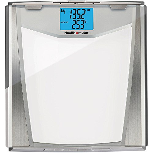 Health O Meter Professional Body Fat Digital Scale with DCI+ Technology