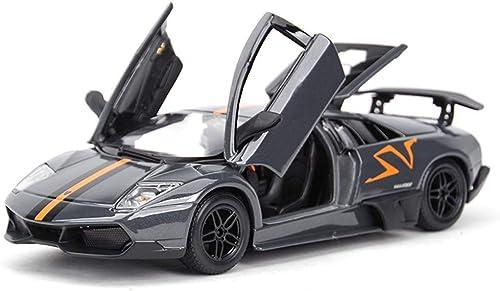 YaPin 1 24 Lamborghini Lamborghini LP6704SV Voiture Enfants Jouet Modèle De Voiture Modèle en Alliage Simulation Modèle De Voiture Collection Bijoux 19x8.5x4.6CM Modèle De Voiture