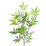 Flore Office - Bambú artificial japonés PLAST Spray UV (70 cm)