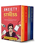 Anxiety and Stress: This Book Includes: Mindfulness and Stress Management, Stop Overthinking, Overcoming Social Anxiety and Panic Attacks (English Edition)
