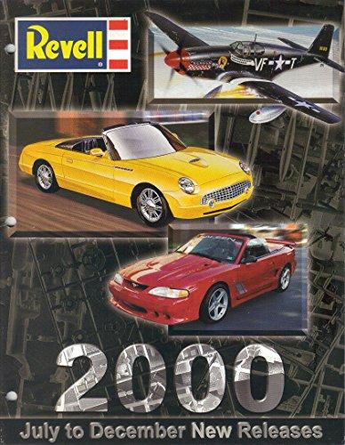 Revell Catalog, New Releases, July-September, 2000