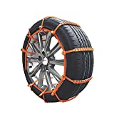 Best Tire Chains - Car Tire Snow Chain, Universal Tyre Chains Anti-skid Review