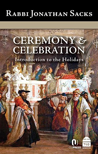 Compare Textbook Prices for Ceremony & Celebration: Introduction to the Holidays  ISBN 9781592640256 by Jonathan Sacks