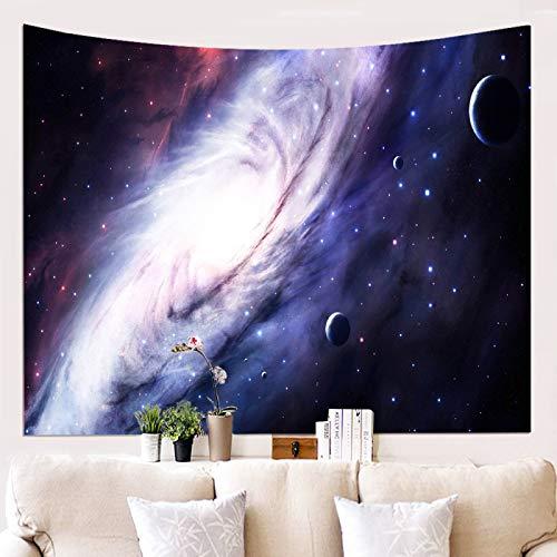 Tapiz De Cómic De Cielo Estrellado Europeo, Manta De Decoración De Hotel De Dormitorio Natural, Manta De Sofá Multifuncional, Toalla De Playa