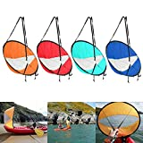 ZSX 42inch Kayak Sail Scout Downwind Wind Paddle Rowing Inflatable Boat Popup Canoe Kayak...