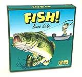 Fish! Bass Lake - Fishing Board Game