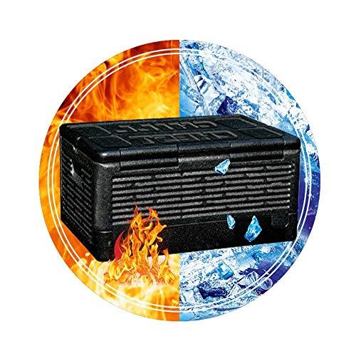 GONG-YUL LGL-minixb congelatore Piccolo, 35L Portatile Size Car Frigo Auto Interni Frigo Food Drink Dispositivo di Raffreddamento Warmer Box for Auto Campeggio Esterno Picnic
