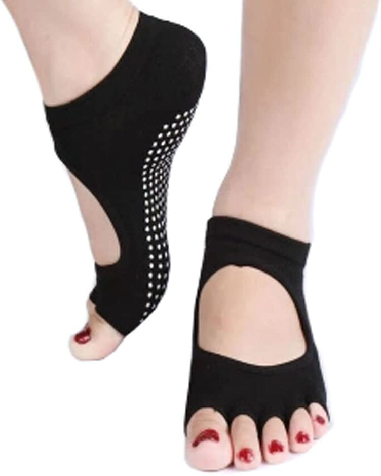 Phoenix Wonder Women's Non Slip Half Free Shipping New Cotton Socks Max 62% OFF Yoga Toele Toe