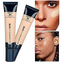 Beauty Glazed Liquid Foundation Under Eye Brightner Concealer