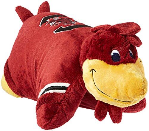 Fabrique Innovations NCAA Pillow Pet, South Carolina Fighting Gamecocks