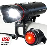 Cycle Torch Superbright Bike Light USB...