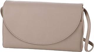 Klatta by Offermann Clutch/Unterarmtasche aus hochwertigem Leder für Damen 25x15,5x4,5cm