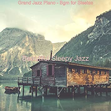 Grand Jazz Piano - Bgm for Siestas