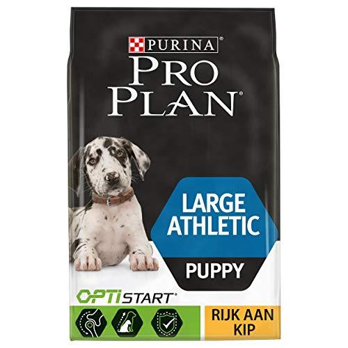 Pro Plan Hond Large Athletic Puppy Hondenbrokken met Kip, 12kg