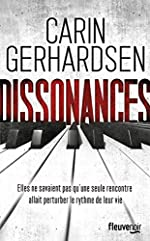 Dissonances de Carin GERHARDSEN