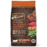 Merrick Grain Free Dry Dog Food Recipes, Texas Beef, 4 Pound
