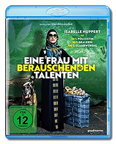 Eine Frau mit berauschenden Talenten [Blu-ray]