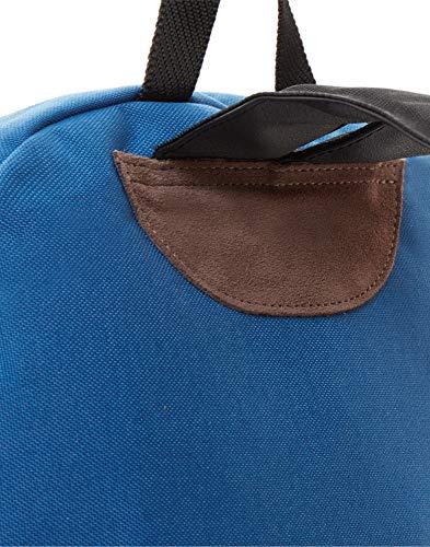Napapijri VOYAGE Casual Daypack, 40 cm, 20.8 liters, Blue (Bright Royal)