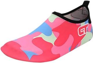 Black Temptation, Calcetines de agua antideslizante Niños descalzos Sandalias de playa Zapatos de vadeo Sneakers-A05