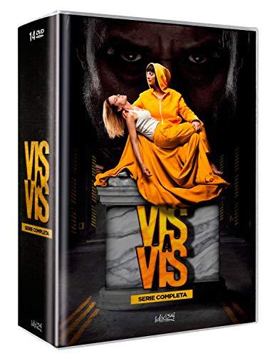 Vis a Vis Serie Completa (Edizione Spagnola Import) Temporada 1+2+3+4 (Senza Audio Italiano) (Senza Sottotitoli Italiano)