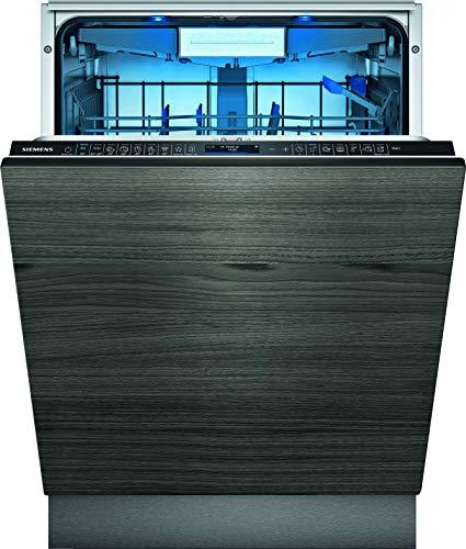 Siemens SX87YX01CE iQ700 Vollintegrierter Geschirrspüler / A+++ / 214 kWh/Jahr / 2660 L/Jahr / Zeolith Trocknung / WLAN-fähig über Home Connect / glassZone im Oberkorb / Hygiene Plus Programm