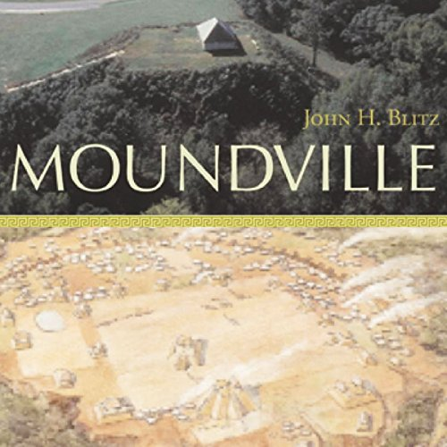 Moundville audiobook cover art