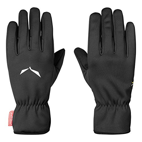 Salewa Damen WS Finger Gloves Handschuhe, Black Out, M