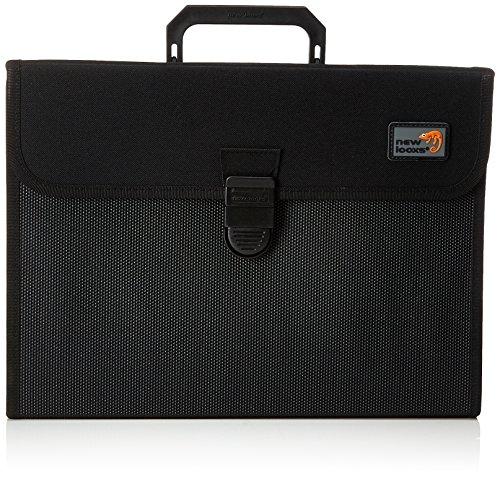 New Looxs Single Pannier 1 Lock Basic bagagedragertas, zwart, 36 x 26,5 x 14 cm