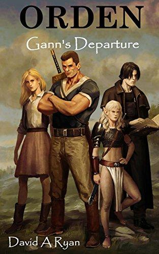 Orden: Gann's Departure (English Edition)