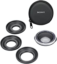 Sony VCLE07A Wide Conversion Lens for Sony MiniDV & Hi8 Camcorders