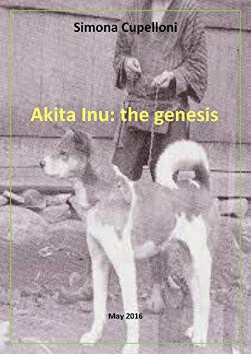 Akita Inu: the genesis (English Edition)