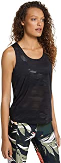 Rockwear Activewear Women's Strappy Back Singlet Black 12 from Size 4-18 for Singlets Tops