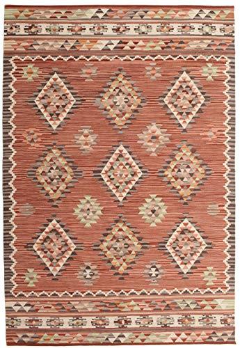 CarpetVista Alfombra Kilim Malatya 190x290 Alfombra Oriental