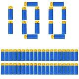 WORKER 100PCS Gen4 Stefan Blue Dardos Cortos para Nerf/Woker serie Eléctrico Modifed Blaster..