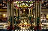 Rompecabezas Para Adultos 1000 Piezas El Palacio Árbol De Navidad Habitación Regalos Año De Madera Montaje Personalizado