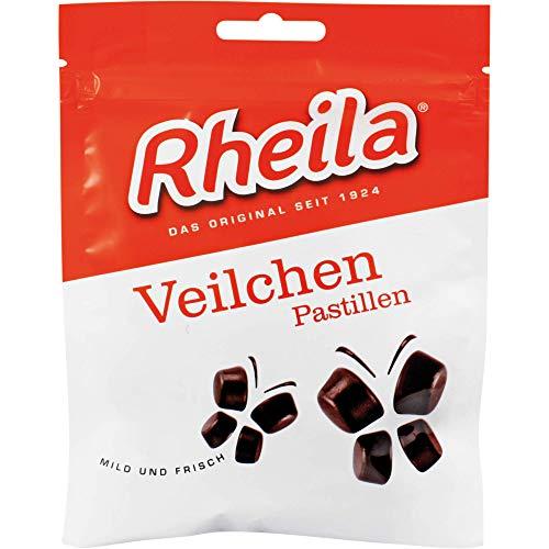 Rheila Veilchen Pastillen, 90 g Bonbons