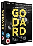 Jean-Luc Godard Collection - 5-Disc Box Set ( À bout de soufflé / Une femme est une femme / Le mépris / Alphaville, une étrange aventure de [ Origen UK, Ningun Idioma Espanol ] (Blu-Ray)