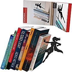 Unique Gifts for Book Lovers-Supergal Bookend