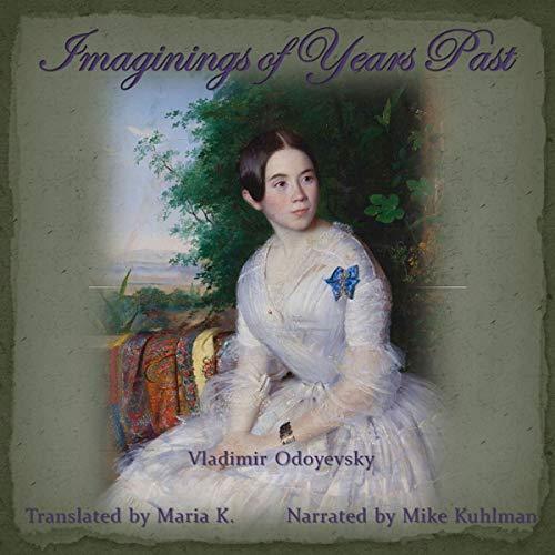 Imaginings of Years Past audiobook cover art