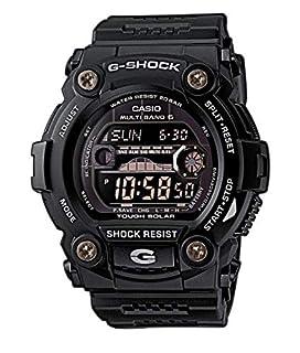 Casio G-SHOCK Reloj Digital, Reloj radiocontrolado y solar, 20 BAR, Negro, para Hombre, GW-7900B-1ER (B0039YOIH0) | Amazon price tracker / tracking, Amazon price history charts, Amazon price watches, Amazon price drop alerts
