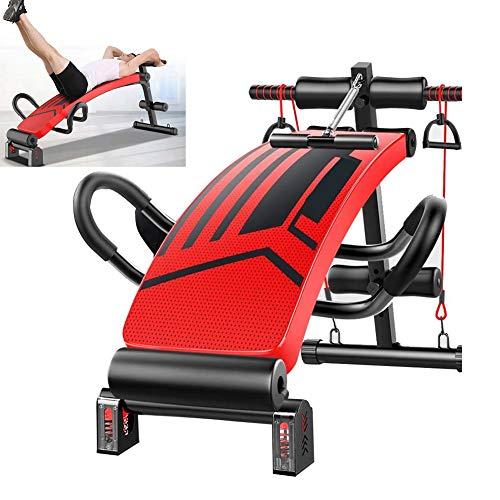 Klappbare Hantelbank Multifunktion Training Fitness Bank, Bauch Trainer Sit Up Steigung Abs Bank Flat Fly Gewicht Presse Fitness, Belastung 250Kg