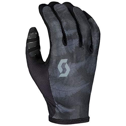 Scott Traction Fahrrad Handschuhe lang schwarz/grau 2021: Größe: M (9)