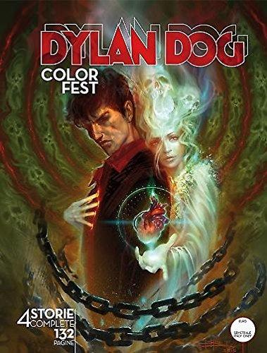 DYLAN DOG COLOR FEST N.15 - Dylan Dog Color Fest 15